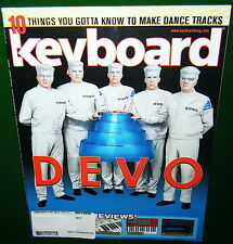 DEVO, Play Like Kenny Kirkland, Clavia NORD PIANO Keyboard Review, 2010 Magazine