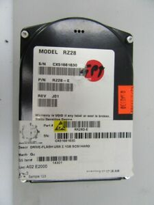 RZ28-E / 2.1GB 5400 RPM 50 PIN INTERNAL SCSI HARDDRIVE / QUANTUM