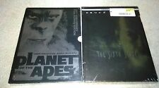35th Anniversary Edition Planet Of The Apes Dvd & Sixth Sense New