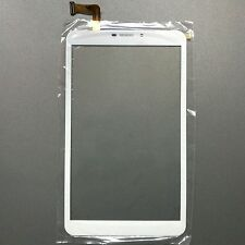 Replacement Touch Screen Digitizer FOR ARCHOS 80C XENON TABLET WHITE NO LOGO