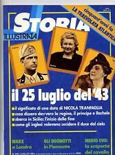 STORIA ILLUSTRATA# N. 308 Luglio 1983 # Mondadori