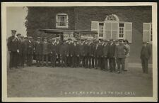 Snape near Aldeburgh. Snape Responds to the Call. WW1 Army Volunteers.