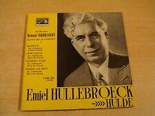 45T EP / RENAAT VERBRUGGEN - EMIEL HULLEBROECK HULDE - TINNEKEN VAN HEULE...