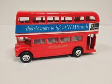 WH Smith Juniors London Bus U.K. Regent St. -NEW-