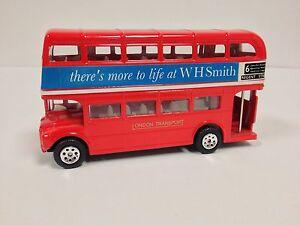 WH Smith Juniors London Bus U.K. Regent St. #33b