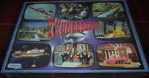 SUPERB GIBSONS PUZZLES COMMEMORATIVE THUNDERBIRDS 1000 PIECE PUZZLE STILL SEALED