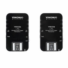 MK Yongnuo Wireless ITTL Flash Trigger YN-622N for Nikon set Radio Trigger New