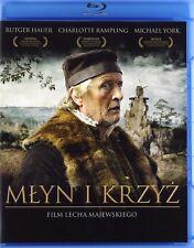 Mlyn i krzyz (Blu-ray disc) Lech Majewski (Shipping Wordwide) Polish film