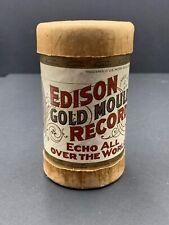Edison Phonograph Cylinder Record #9615