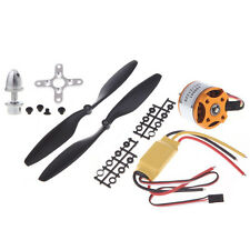 A2212 1000KV Motor w30A Brushless ESC + 1045 Propeller For DJI F450 550 FNHB  F