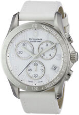 Victorinox  Swiss Army  Watch  241418 White MOP Pearl Dial Chronograph  chro