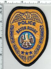 Baton Rouge Police (Louisiana) Shirt/Jacket Patch - new from the 1980's