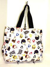 HARAJUKU Colorful Girls Print Tote Shoulder Bag