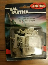 Ral Partha Orc Lord on Throne 02-502