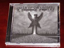 Aborym: Generator CD 2006 Season of Mist Records USA SOM 123 Jewel Case NEW