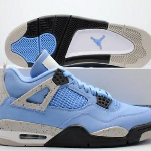 Nike Air Jordan 4 Retro University Blue UNC 2021 CT8527-400 Men's/GS/PS Sizes
