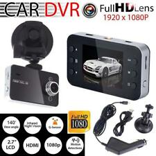 "2.7"" Full HD 1080P Car DVR HDMI Camera 32GB Video Recorder Dash Cam G-Sensor DA"