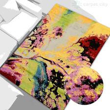 Tapis multicolores avec des motifs Abstrait pour le couloir