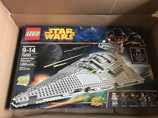 NEW Retired LEGO Star Wars 75055 Imperial Star Destroyer ISD Free Shipping