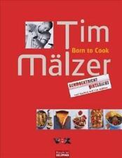 Tim-Mälzer-Gebundene-Ausgabe - Kochen- & - Genießen Kochbücher