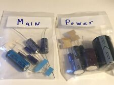 Husqvarna Viking Designer SE No Power Flashing Light Repair Capacitors Full Kit