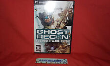 TOM CLANCY GHOST RECON ADVANCED WARFIGHTER PC CD-ROM PAL