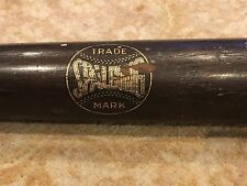 Vintage Antique Spalding Resilite Baseball League Bat 1930's Store Display
