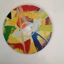 Damien HIrst Spin Painting CD * Collectable Limited Edition *