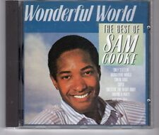 (HH132) Wonderful World, The Best of Sam Cooke - 1986 CD