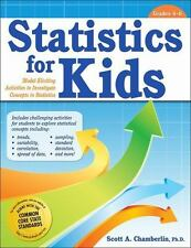Statistics for Kids : Model-Eliciting Activities to Investigate Concepts in...