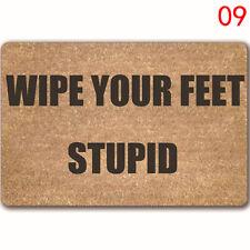 40*60cm Home Non Slip Welcome Entry Floor Door Rug Mat Outdoor Indoor Use Carpet