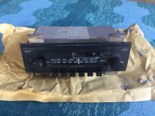 Philips 232 car radio.  1980s.  Suit Austin Allegro, Dolomite, Marna, Chevette.