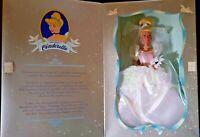 Mattel Walt Disney Wedding Cinderella Barbie 1995  - NEW IN BOX - **EXCELLENT**