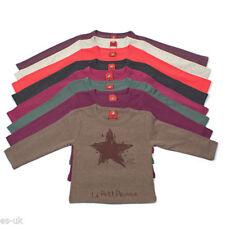 T-shirts, débardeurs et chemises verte à manches longues pour garçon de 2 à 16 ans