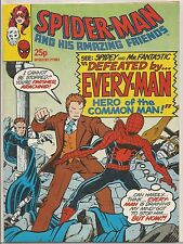 Spider-Man and his Amazing Friends #563 : Vintage Comic book from December 1983