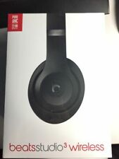 Beats by Dr Dre Studio3 Wireless Headphones MATTE BLACK