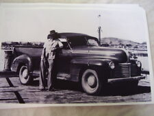1941 PONTIAC AUSTRALIA UTE ?   11 X 17  PHOTO  PICTURE