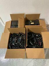 Huge Wholesale Lot Of Motorola Amp Macom Radios Over 120 Units 800mhz Freq Ranges