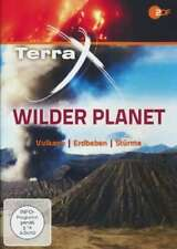 Terra X - Wilder Planet - Vulkane, Erdbeben und Stürme - DVD