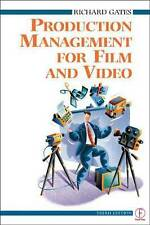 Production Management for Film and Video, Third Edition-ExLibrary