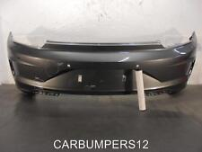 VW SCIROCCO R LINE REAR BUMPER WITH P.D.C HOLES - 2014  ONWARDS GEN VW PART *F18