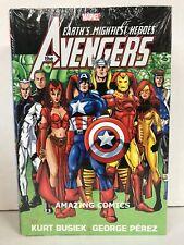 MARVEL AVENGERS BUSIEK & PEREZ OMNIBUS Vol 2 Hardcover HC - NEW* - MSRP $125