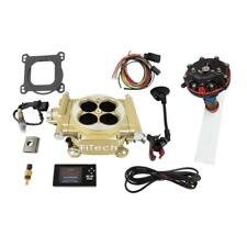 FiTech Fuel Injection System 34005; Easy Street EFI & Hy-Fuel In-Tank Master Kit