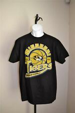 NEW Missouri Tigers Basketball - MIZZOU - MENS Large L Black T-Shirt