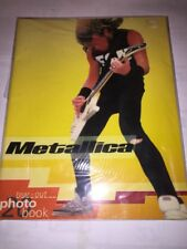 Metallica Tear-Out 20 Picture Photo Book Uk