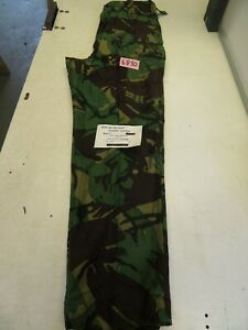 BRITISH ARMY DPM 68 PATTERN COMBAT TROUSERS NEW WITH WAIST EXTENDER REF6830 HR