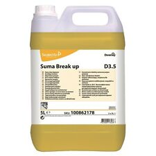Suma Break Up D3.5 Heavy Duty Degreaser 2 x 500ml - CD513   Commercial Catering