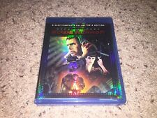 Blade Runner: The Complete Collector's Edition (Blu-ray/Dvd, 4-Disc Set) *Read!*