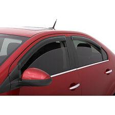 Fit 02-06 Nissan Altima Sun/Rain Guard Wind Deflector Vent Shade Window Visors