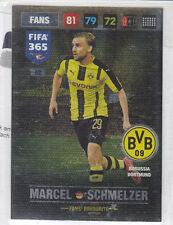 Marcel Schmelzer Fan´s Favorite #62 Panini FIFA 365 Adrenalyn XL 2017